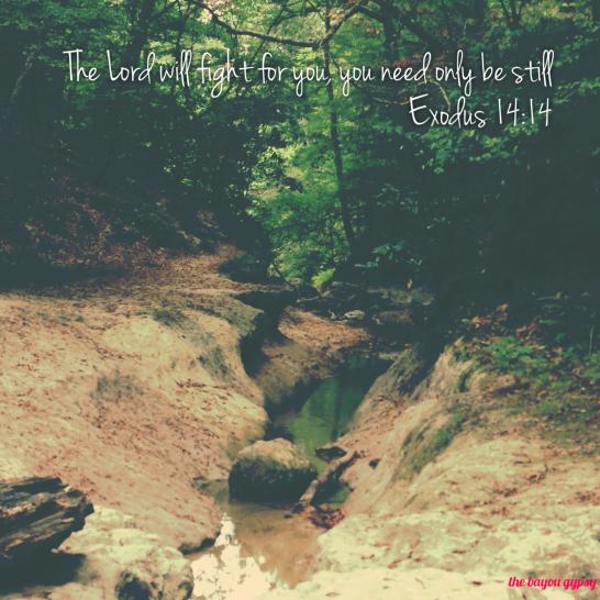 Exodus 14-14