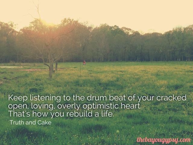 Rebuilding Your Life