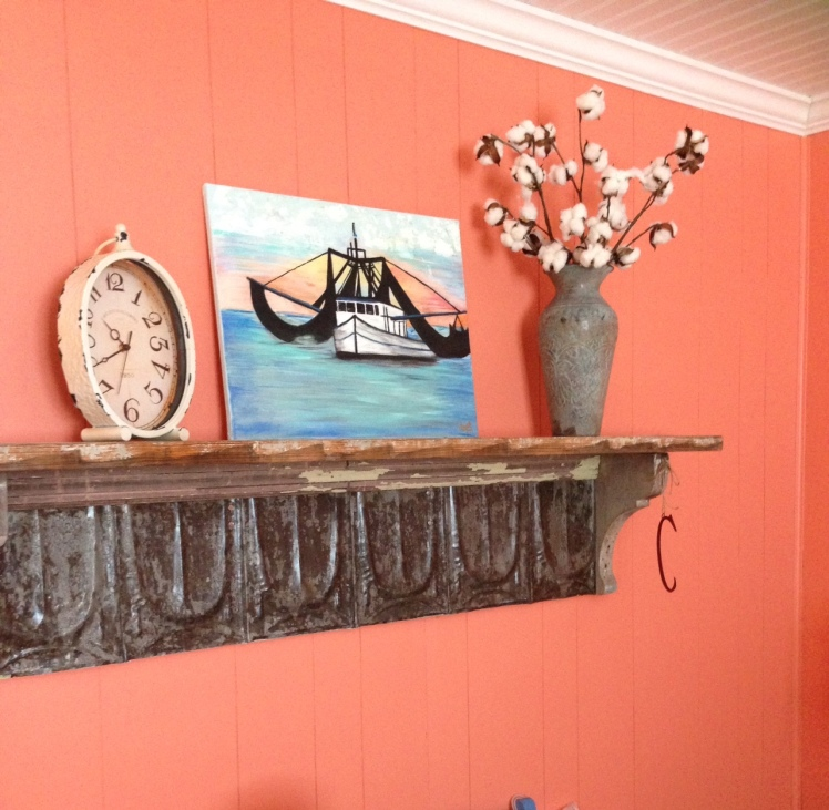 Bedroom Mantle 1 - Grand Isle 2016