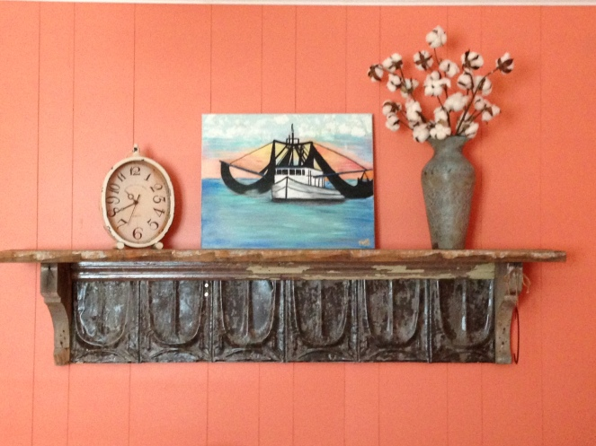 Bedroom Mantle 2 - Grand Isle 2016