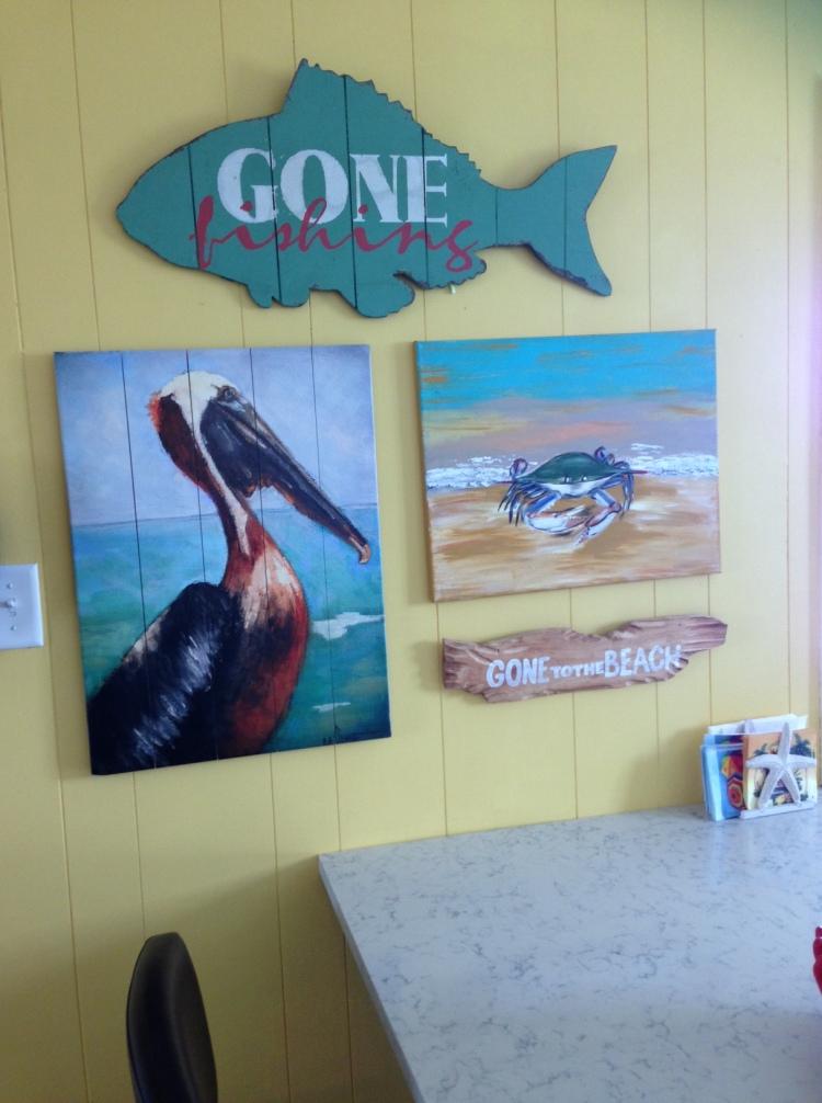 Camp Decor - Grand Isle 2016