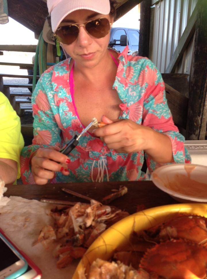 Crab Crackin' - Grand Isle 2016