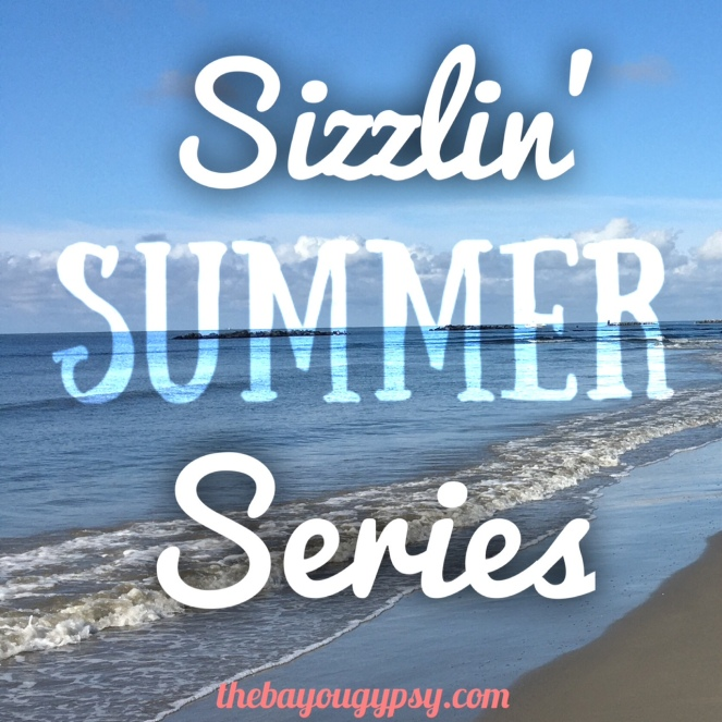 Sizzlin' Summer Series Graphic