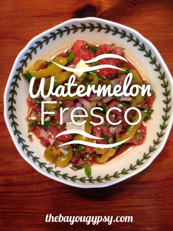 Watermelon Fresco - Featured Image 2