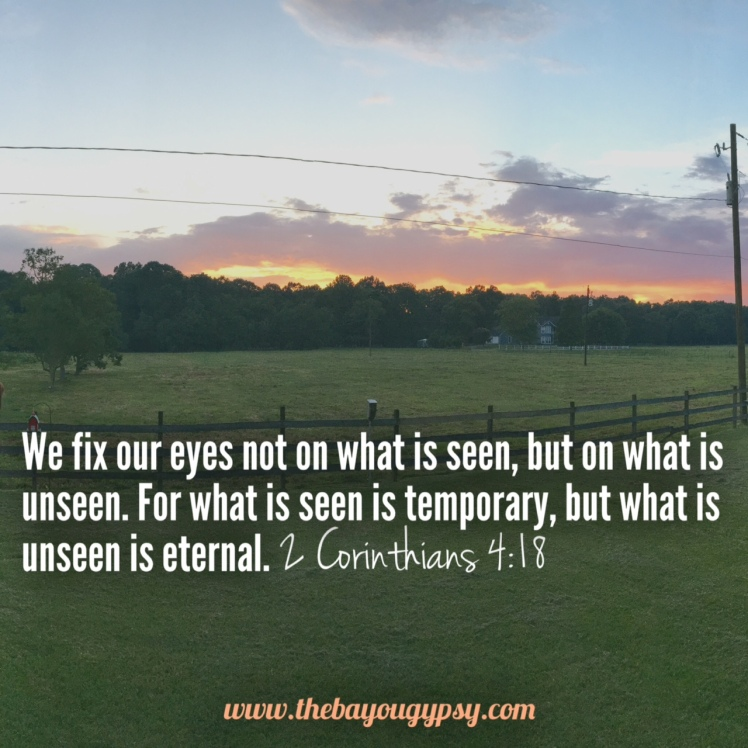 2 Corinthians 4-18