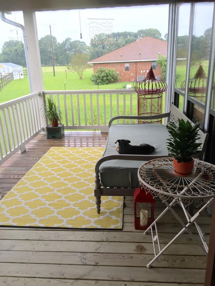 Back Porch (Gypsy)