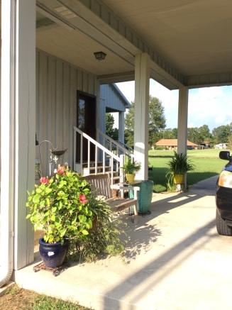 Side Porch 3