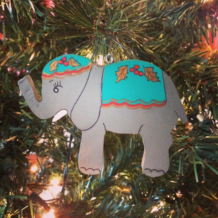 handmade-elephant-ornament