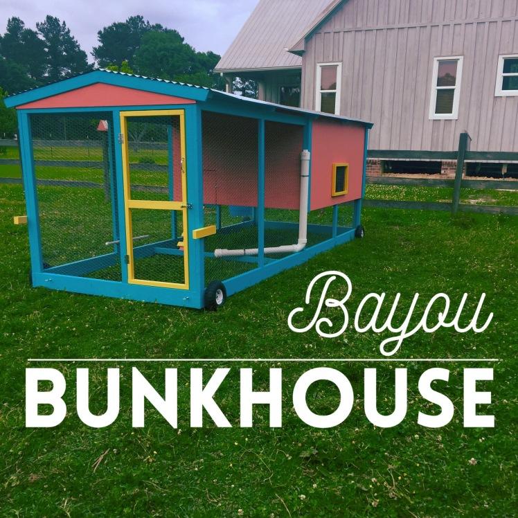 Bayou Bunkhouse Graphic