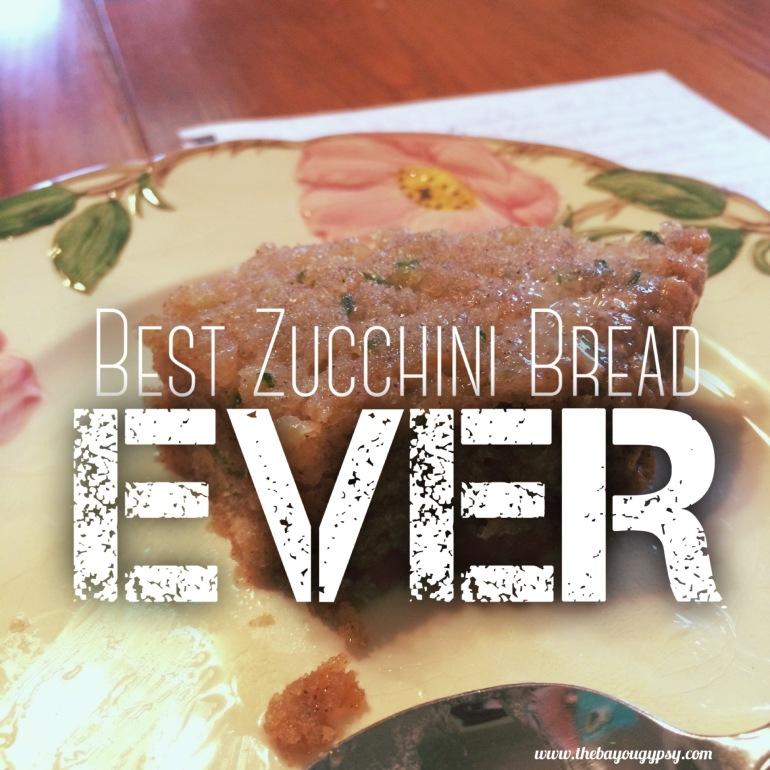 Zucchini Bread Graphic