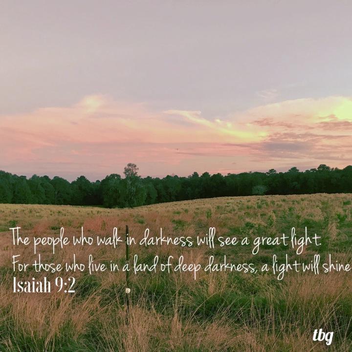 Isaiah 9-2