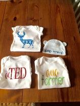 Boho Buck, Little Miracle, Lil Ted, Little Farmer