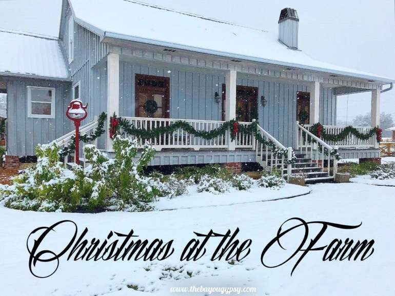 Christmas at the Farm Graphic