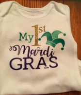 My 1st Mardi Gras