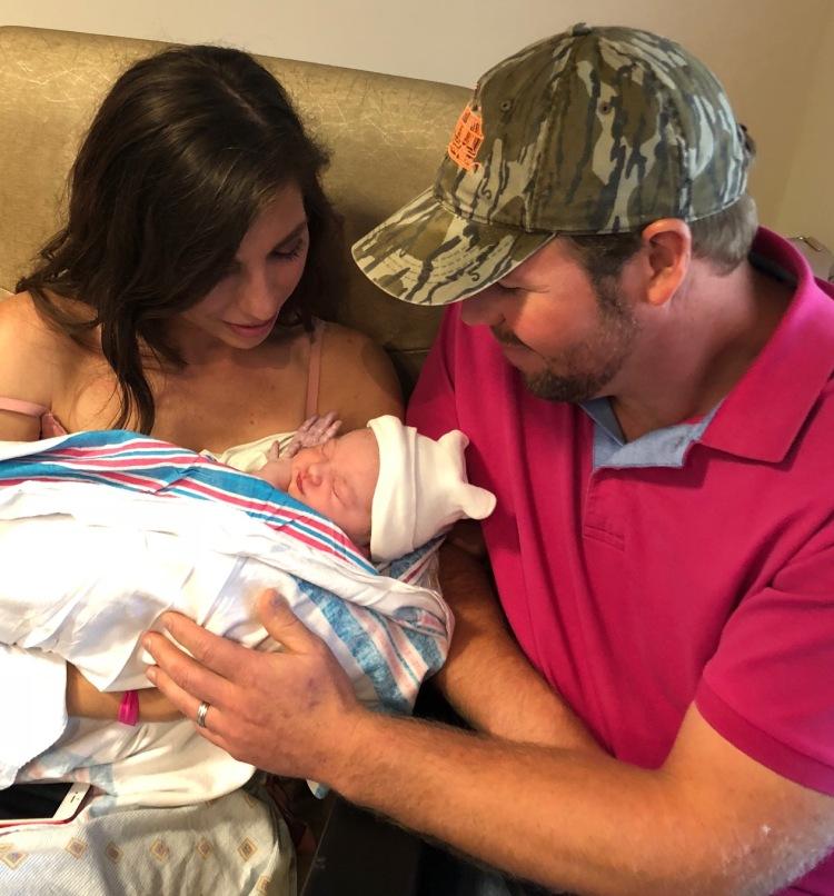Andrew Catherine Lucy birth