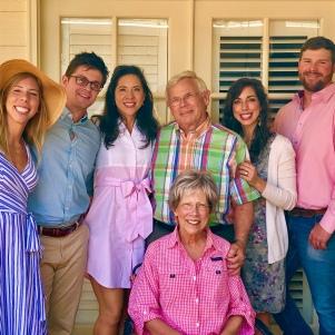 Barrett Family Pic