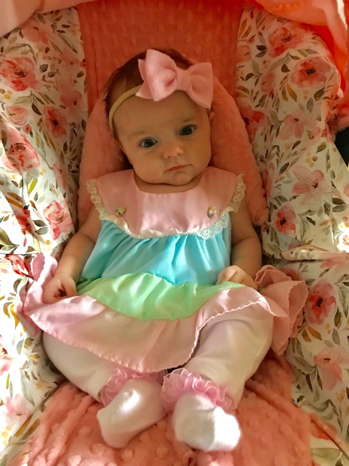 Lucy baby doll dress