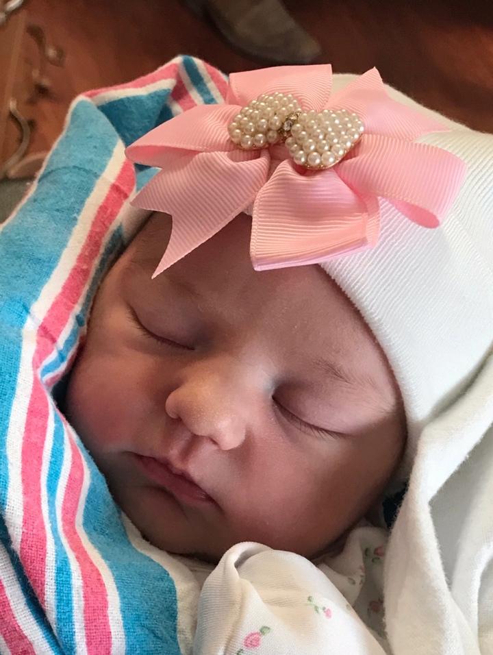 Lucy birth 4